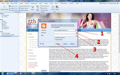cara install template cara install template dari artisteer ke