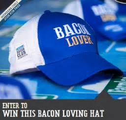 Free Hat Giveaway - free bacon lover hat giveaway sendmesles com