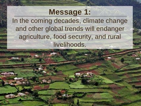 agriculture climate change and food security in the 21st century our daily bread books ccafs climate change agriculture and food security