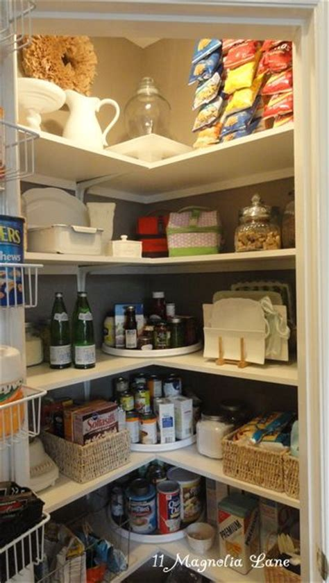 corner pantry cabinet lazy susan woodworking projects