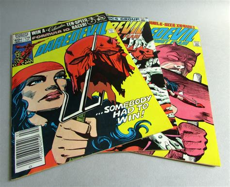 comics for choice books choice of vintage daredevil comic books no 179 no 180 or