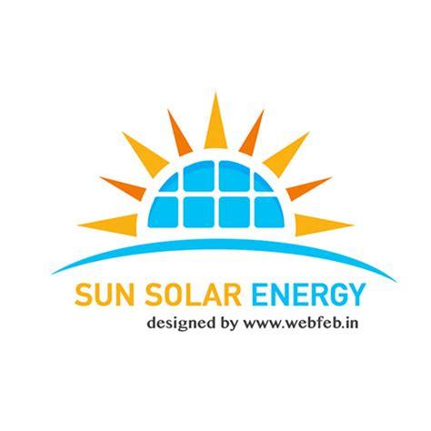 solar energy logo solar energy logo design creative