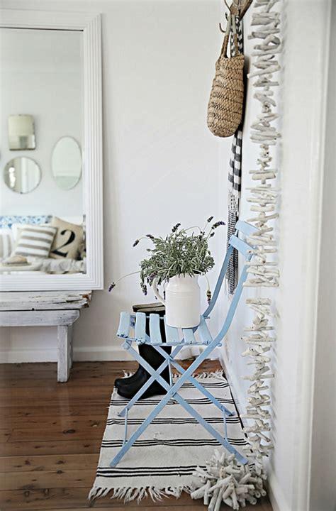 strand wohnzimmer dekor einige kreative beispiele f 252 r strand deko archzine net