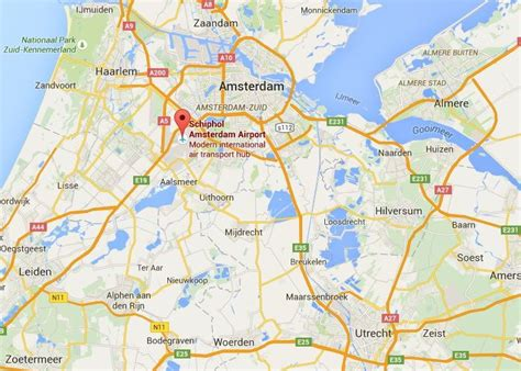 netherlands map airports amsterdam netherlands schiphol airport baggage auctions