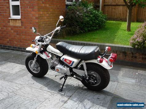 1974 suzuki rv90 for sale in the united kingdom
