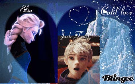 imagenes de jack y elsa jack frost and elsa in love fotograf 237 a 134071717