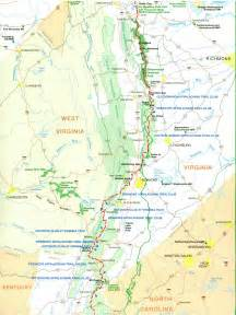 official appalachian trail maps