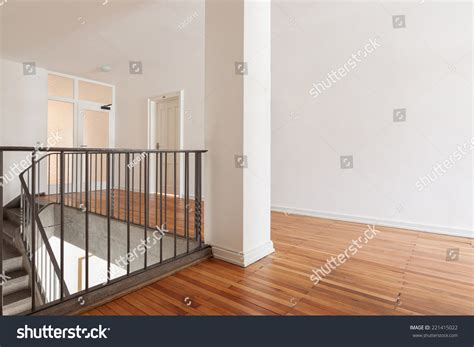 How To Build Interior Stairs With A Landing by Wooden Landing Flight Interior Stairs Fresh Stock Photo