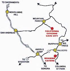 california caverns map moaning caverns related keywords suggestions moaning