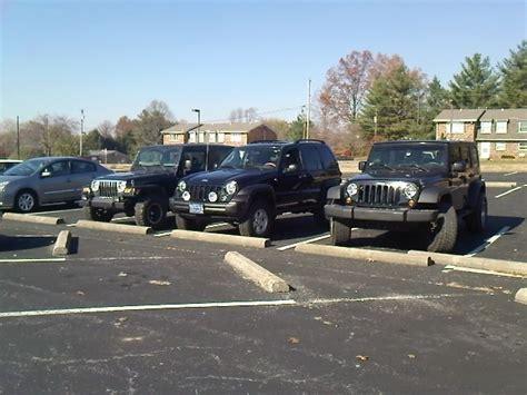 jeep liberty vs wrangler lost jeeps view topic wrangler vs liberty