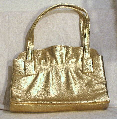 Inini Motif Vintage Lunch Bag Pink vintage purses handbags clutches