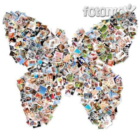 immagini di culle foto collage farfalla stati su carta fotografica