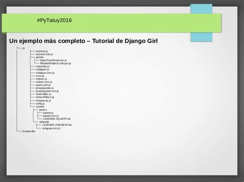 tutorial docker django usando django con docker