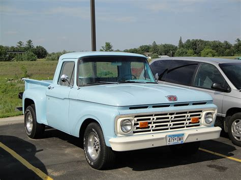 64 Ford F100 by 64 Ford F 100 Up Flickr Photo