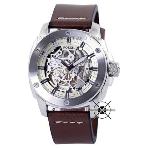 Harga Jam Tangan Merk Fossil Original harga sarap jam tangan fossil modern machine me 3083