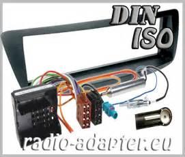 Peugeot 107 Radio Peugeot 107 Radioblende Radioadapter Din Autoradio