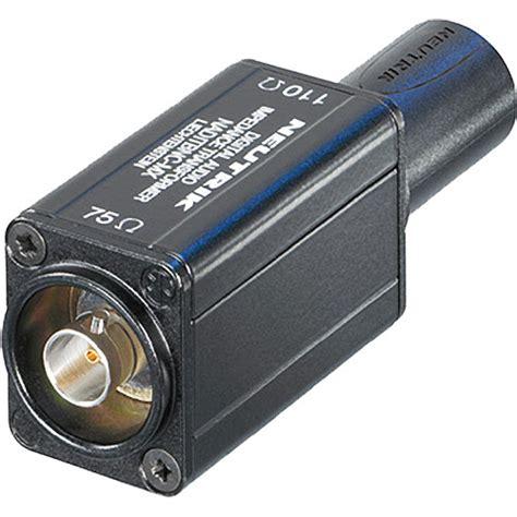 transformer impedance to ohms neutrik naditbnc mx aes ebu digital impedance naditbnc mx b h