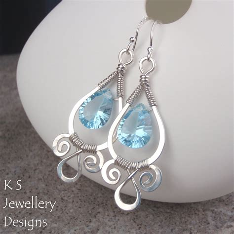 metal jewelry tutorials k s jewellery designs new wire jewelry tutorial sprial