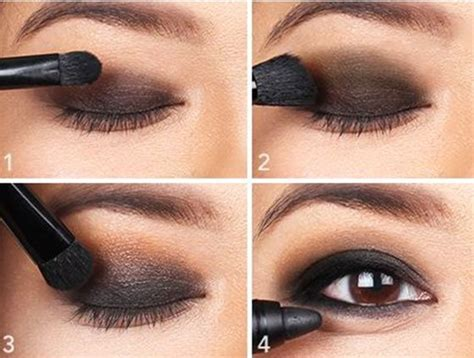 Eyeshadow Hacks image gallery smoky eyeshadow