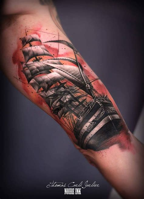 sailing ship tattoo designs sailing ship best design ideas