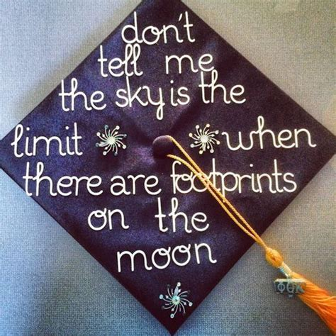 Quotes Mba Guys by Inspirational Quote For Your Graduation Cap Graduation
