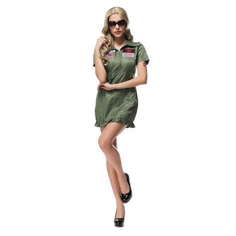 Dress Army Mini 1 army green dress promotion shop for promotional