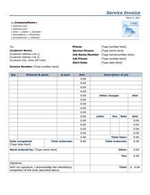 Labor Invoice Template Word Labor Invoice Template Printable Invoice Template
