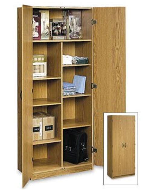 12 Wide Pantry Cabinet by 29 In Wide X 71 In Pantry Storage Cabinet Oak Color