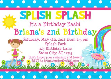 how to create birthday invitations all invitations ideas