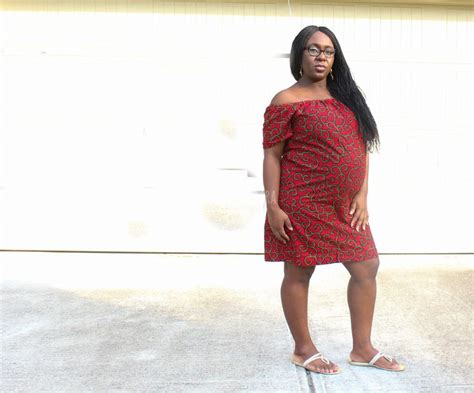 ankara styles  pregnant women fabwoman
