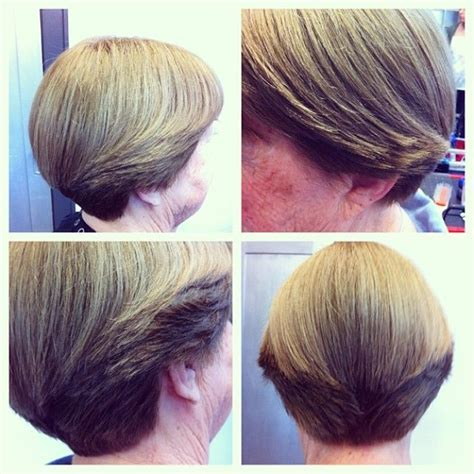 the wedge haircut instructions best 20 dorothy hamill haircut ideas on pinterest wedge