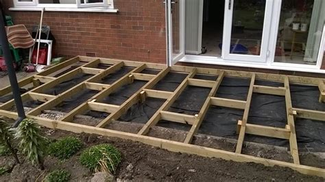 Easy To Build Floor Plans wooden decking portwood timber stockport portwood