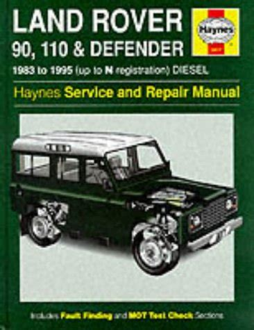 car repair manuals online pdf 1994 land rover defender electronic throttle control service manual 1994 land rover defender and maintenance manual free pdf service manual 1994