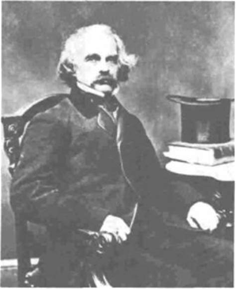 nathaniel hawthorne biography outline the scarlet letter summary enotes com