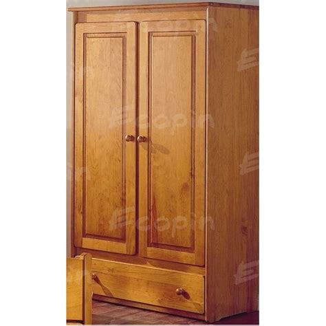 Armoire 2 Portes But by Armoire 2 Portes En Pin Quot Thio Quot Ecopin Meubles En Pin