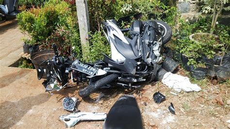detiknews kecelakaan maut kecelakaan maut di margonda lalu lintas tersendat