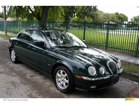 2000 jaguar s type 4 0 engine racing green 2000 jaguar s type 4 0 exterior photo