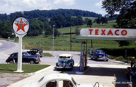 Soft Whirlpool 1959 by Texaco Gas Station Vintage Autos 1941 Chevrolet 1941