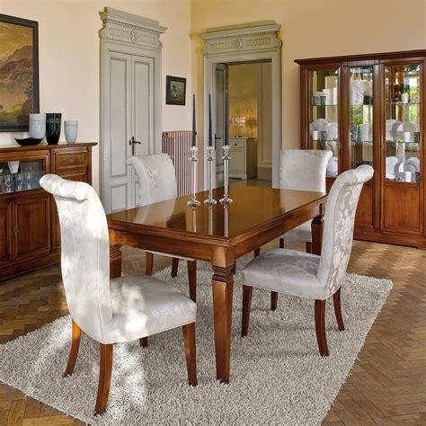 tavolo classico tavolo allungabile classico edipo arredaclick