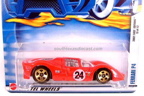 Wheels P4 2002 Editions 13 Of 42 hobbydb
