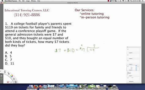 Asvab Worksheets by 28 Asvab Arithmetic Reasoning Worksheets Arithmetic