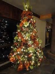 1000 ideas about orange christmas tree on pinterest christmas trees christmas and red