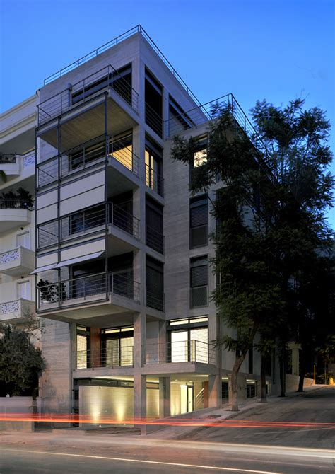 appartments in athens gallery of apartment building in deinokratous street