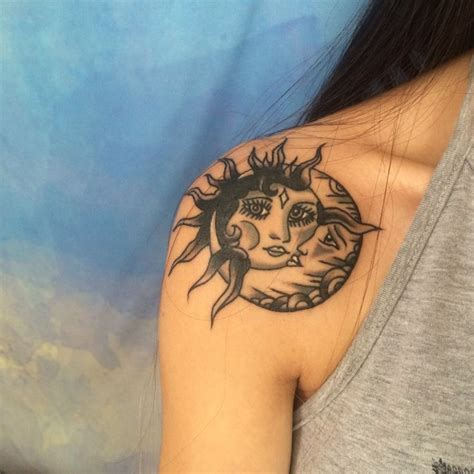 cross and sun tattoos 103 best images about sun and moon tattoos on