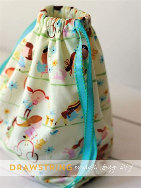 Handmade Sewing Projects - best 25 drawstring bag diy ideas on small