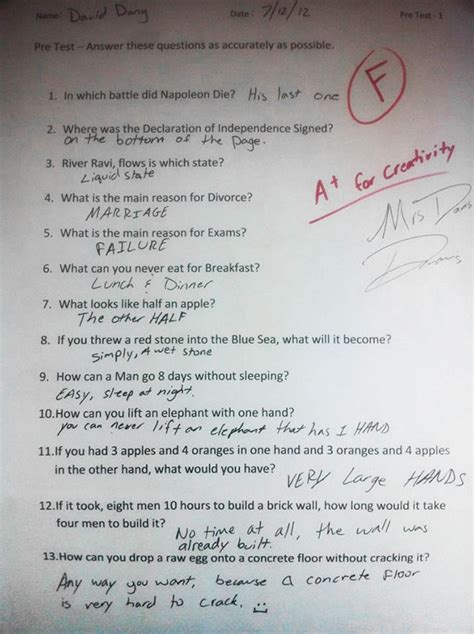 10 genius ways to answer questions when you t