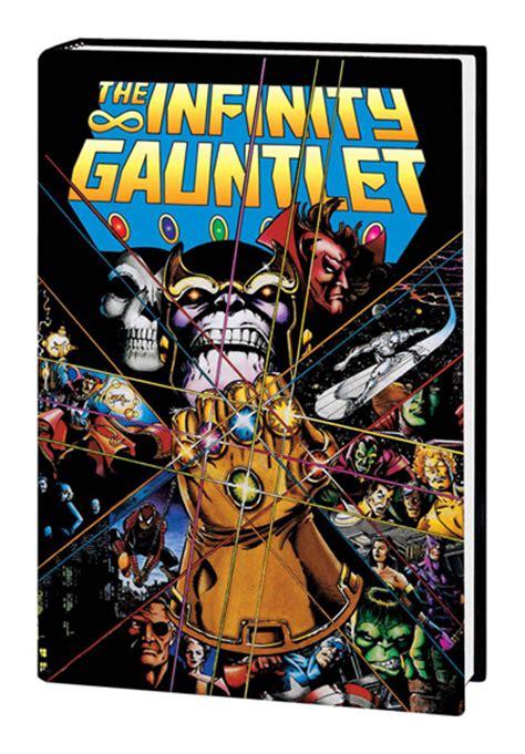 infinity gauntlet hardcover westfield comics 187 the complete orphan