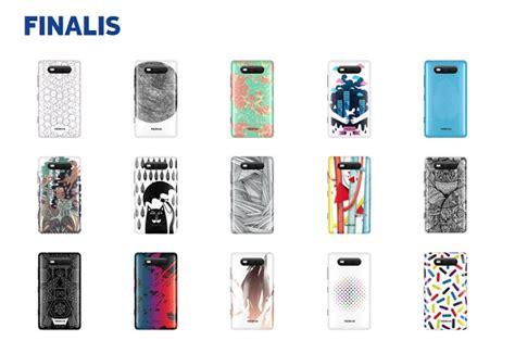 Nokia 3 Casing Wadah Belakang Back Kasing Design 093 reniarap