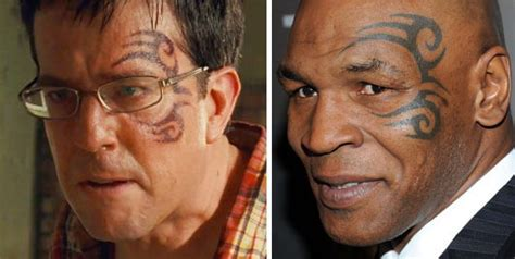 mike tyson face tattoo removed mike tyson will be digitally removed from the