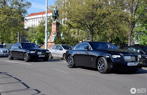 rolls royce badge rolls royce wraith black badge 21 abril 2017 autogespot